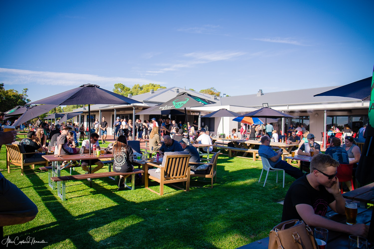 Byford Bar Outdoor Dining Beer Garden