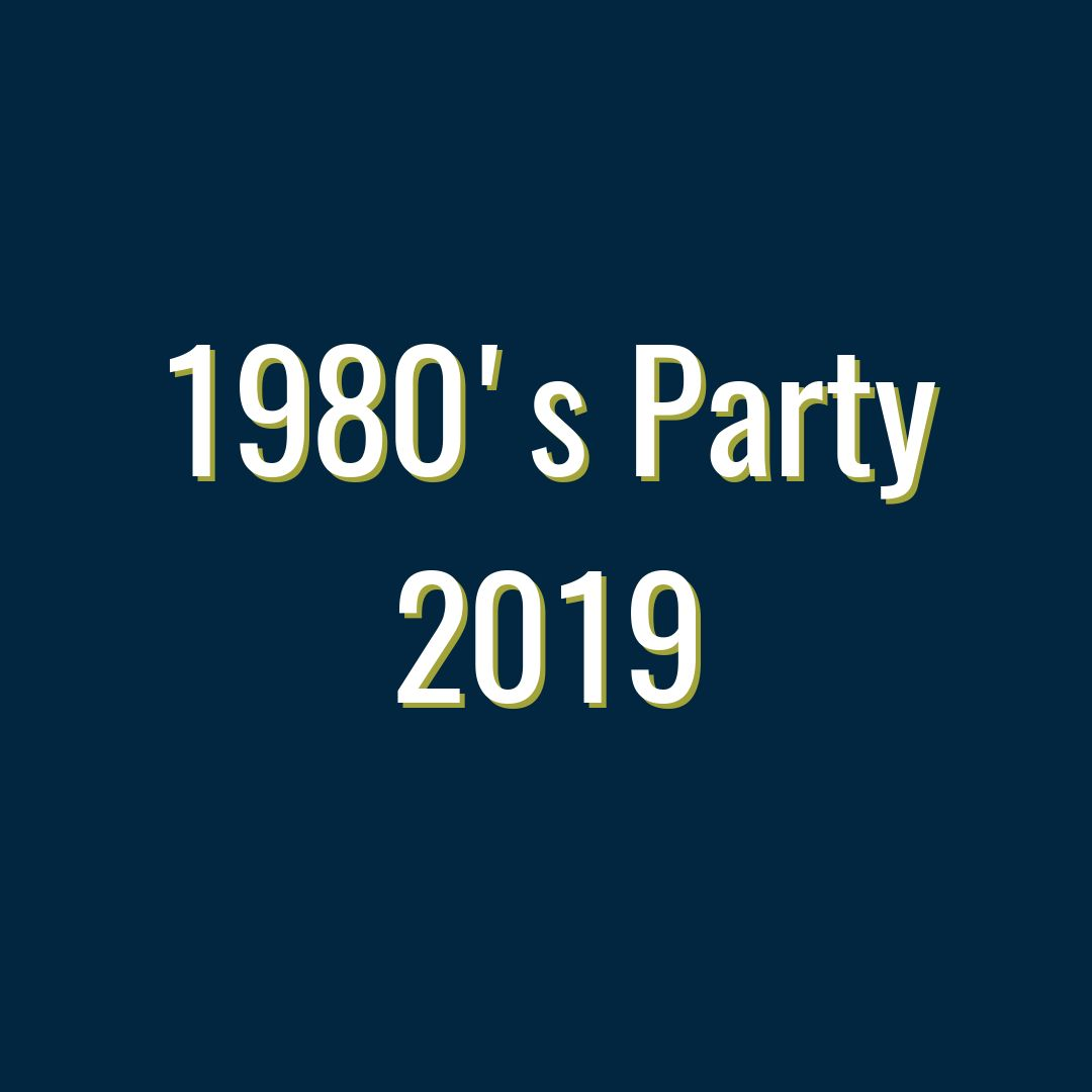 1980's Party