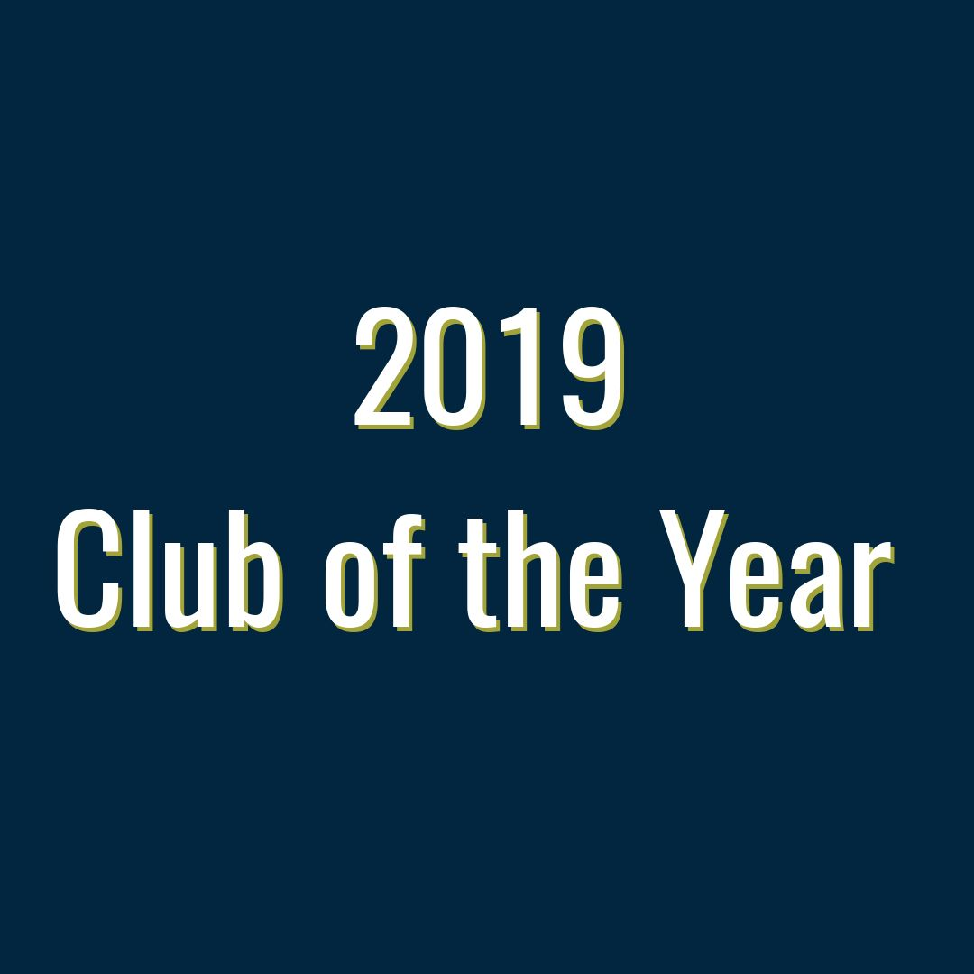 2019 Club of the Year